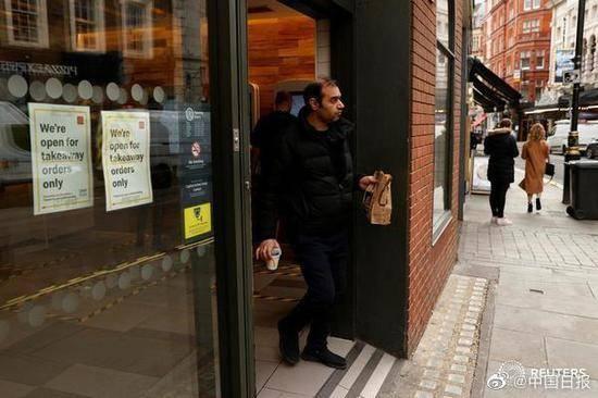 为了顾客和员工安全 麦当劳关闭英国所有门店