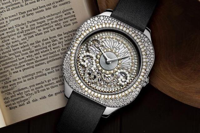 强烈装饰风格设计 迪奥Grand Bal Opera 腕表