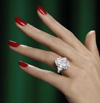订婚戒指大概多少钱不同品牌的订婚戒指价格差距大吗?
