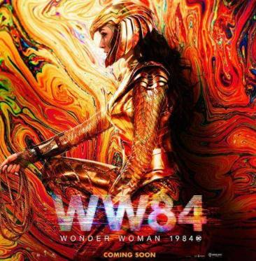 《神奇女侠2》推迟上映 新上映日期为8月14日