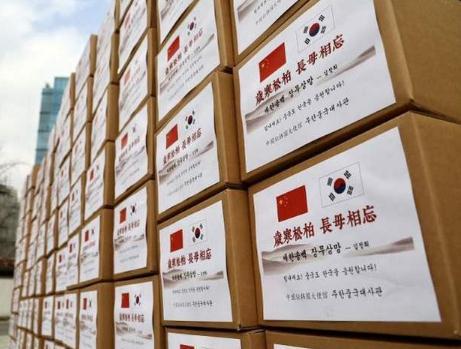 韩国口罩进口大增 其中六成多来自中国