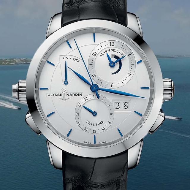 雅典表推出全新Sonata响铃腕表 完美呈现优扬的响铃声