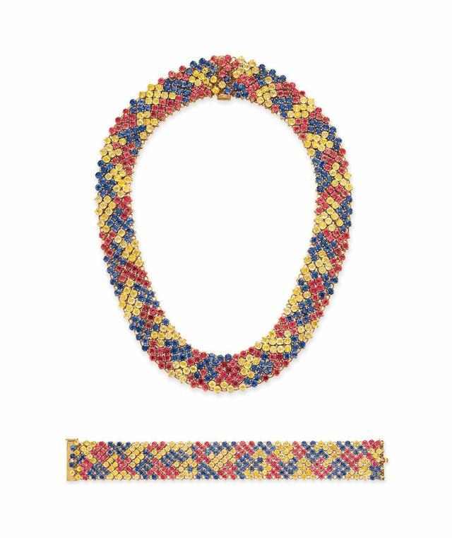专为女性量身设计 创造出了独特的古典风格-Angela Cummings珠宝