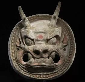 「翡翠手镯批发价格」河南省博物院藏彩绘陶兽首面具鉴赏