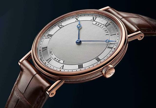 精致非凡的设计 宝玑5157超薄夺下最佳腕表设计奖