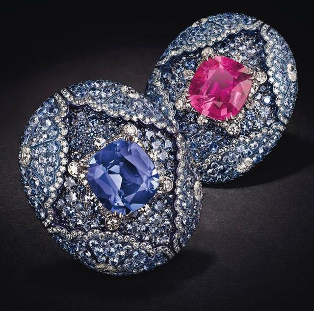 艺术来源于生活 带你们来聊聊几位著名的珠宝设计师