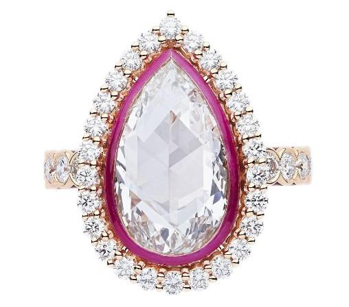 Dior迪奥'Dior et Moi'系列珠宝新品 营造出华美缤纷风格
