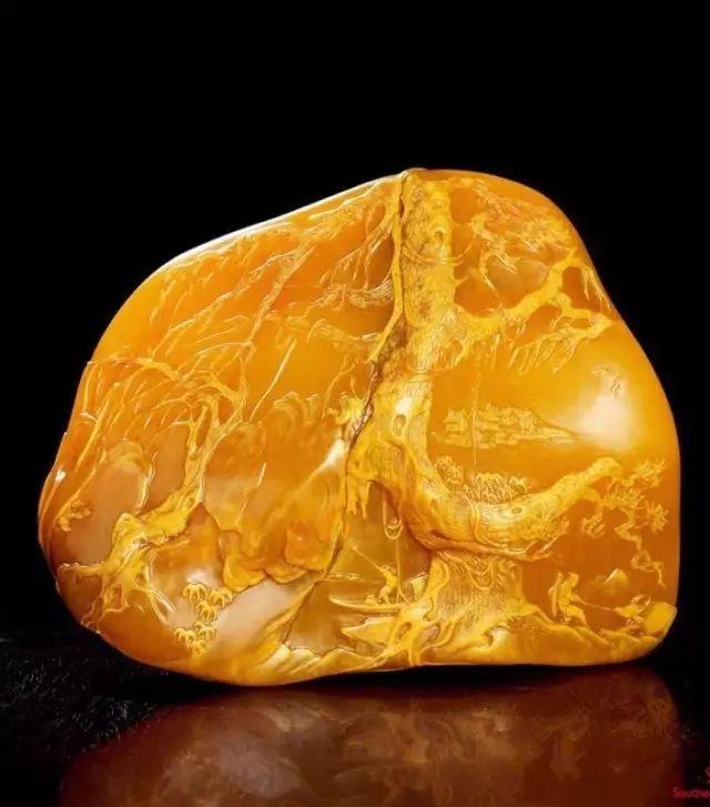 国人对寿山石有着浓厚的喜爱之情