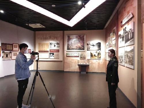 江西三湾改编纪念馆推出VR数字博物馆建设项目