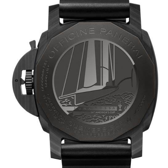 沛纳海将创一系列腕表 适应海上生活的优良装备