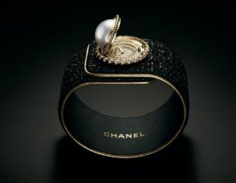香奈儿手表mademoiselleprivé系列:是揉合非凡制表技术与微型装饰艺术的创作