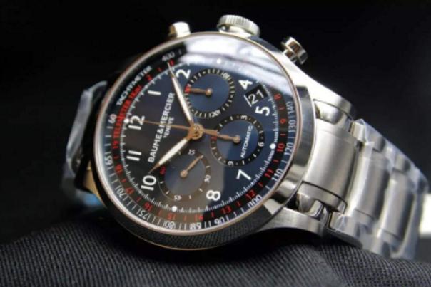 名士卡普蓝系列腕表系列:秉承系列设计理念 符合人体工学的曲线