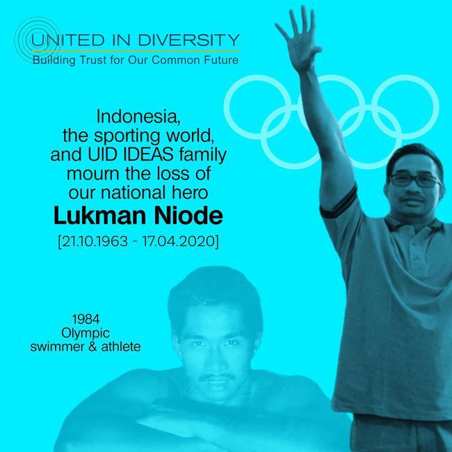 印尼游泳名将感染新冠肺炎去世 享年56岁