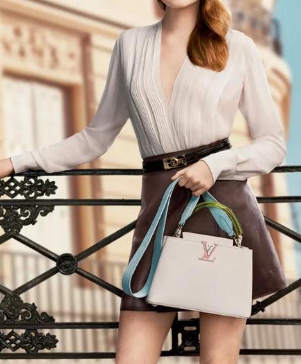 路易威登Louis Vuitton演绎秋冬包袋系列 展现迷人气质