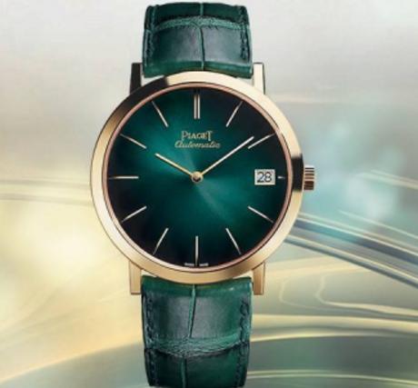 伯爵手表:世界级特级手表 财富与地位的象征