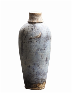 [房产拍卖]婺州窑乳浊釉梅瓶鉴赏