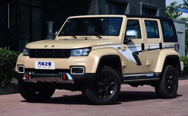 北京越野计划2020推出9款车型 其中涵盖新款BJ80