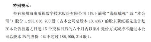 """56亿元!A股""""套现王""""拟再大举减持套现,2800亿市值龙头白马股遇上市十年最大考验"""
