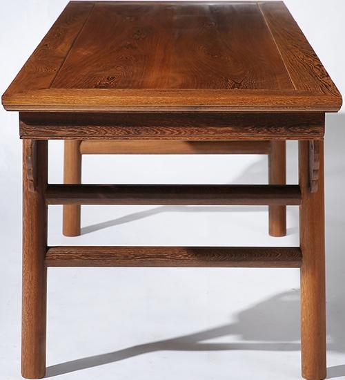 """""""中式仿古红木写字台办公桌""""红木家具的价格"""