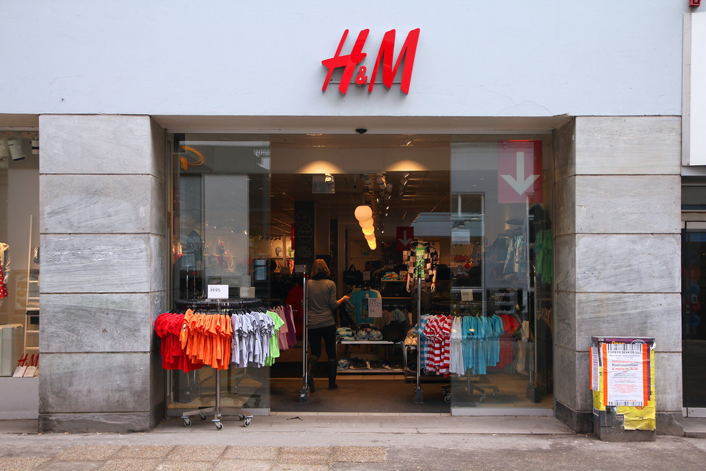 H&M携手sellpy平台进军德国二手市场