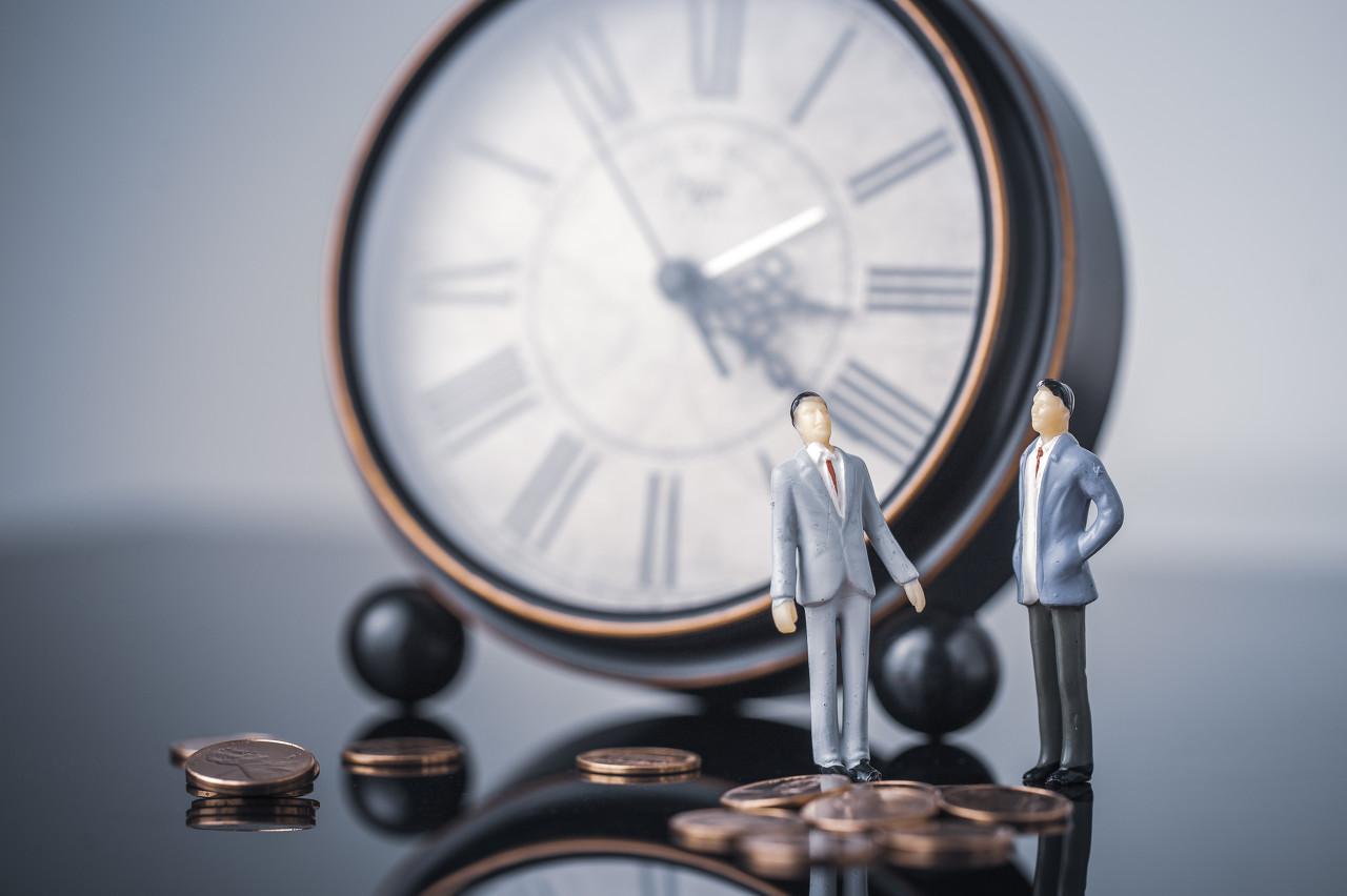 英国央行公布了最新的利率决议 维持基准利率在0.1%不变