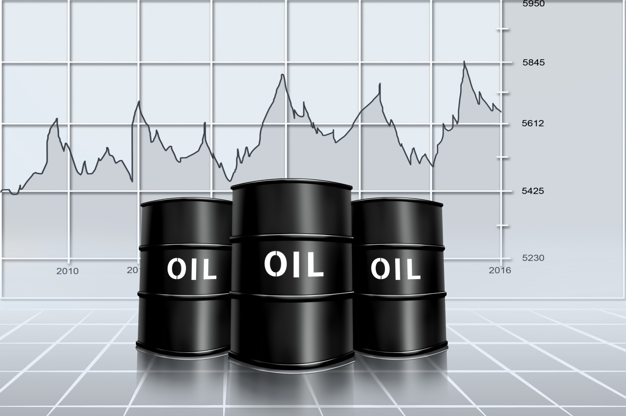 原油早讯:美原油期货周二收跌0.8%