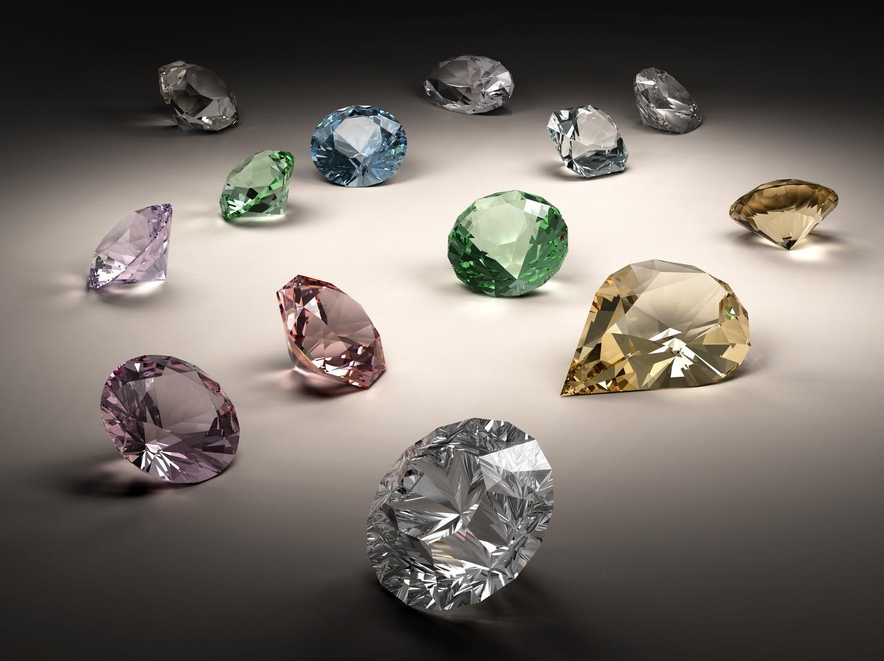 血钻不是红色、莫桑钻不是钻石 盘点那些被我们误会的珠宝