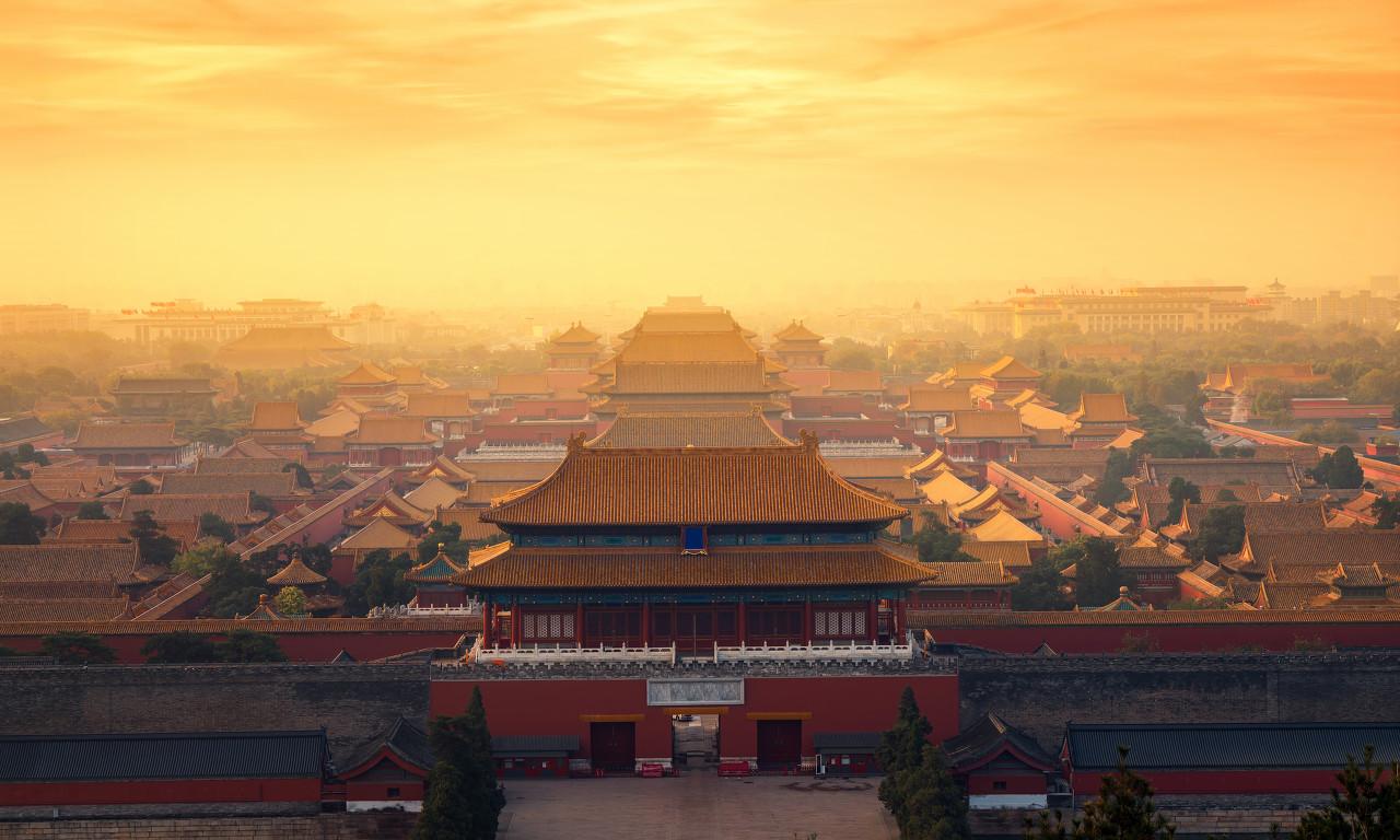 李文儒带你众访紫禁城的帝王之轴和东宫西宫