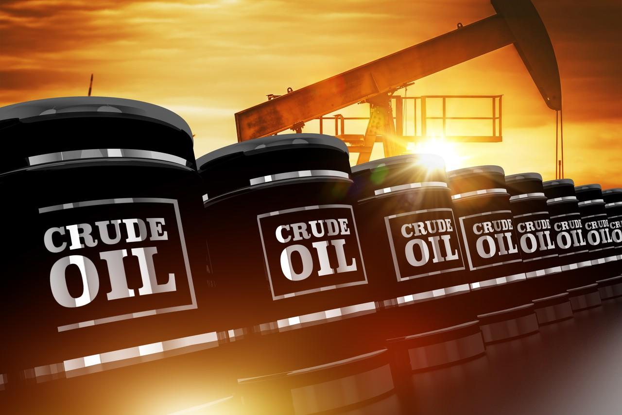 中国9月份原油日产量月环比下降0.4%