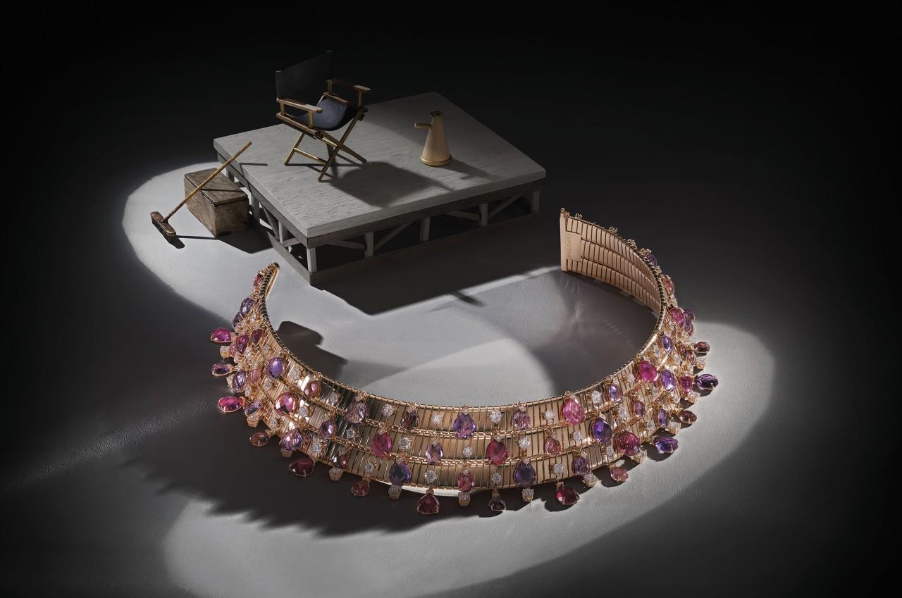 """蒂芙尼推出""""Elsa Peretti""""系列新品 呈现项链、耳环等共9件独一款珠宝"""
