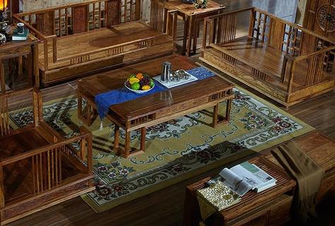 """""""兰之阁红木沙发""""红木家具多少钱一套"""