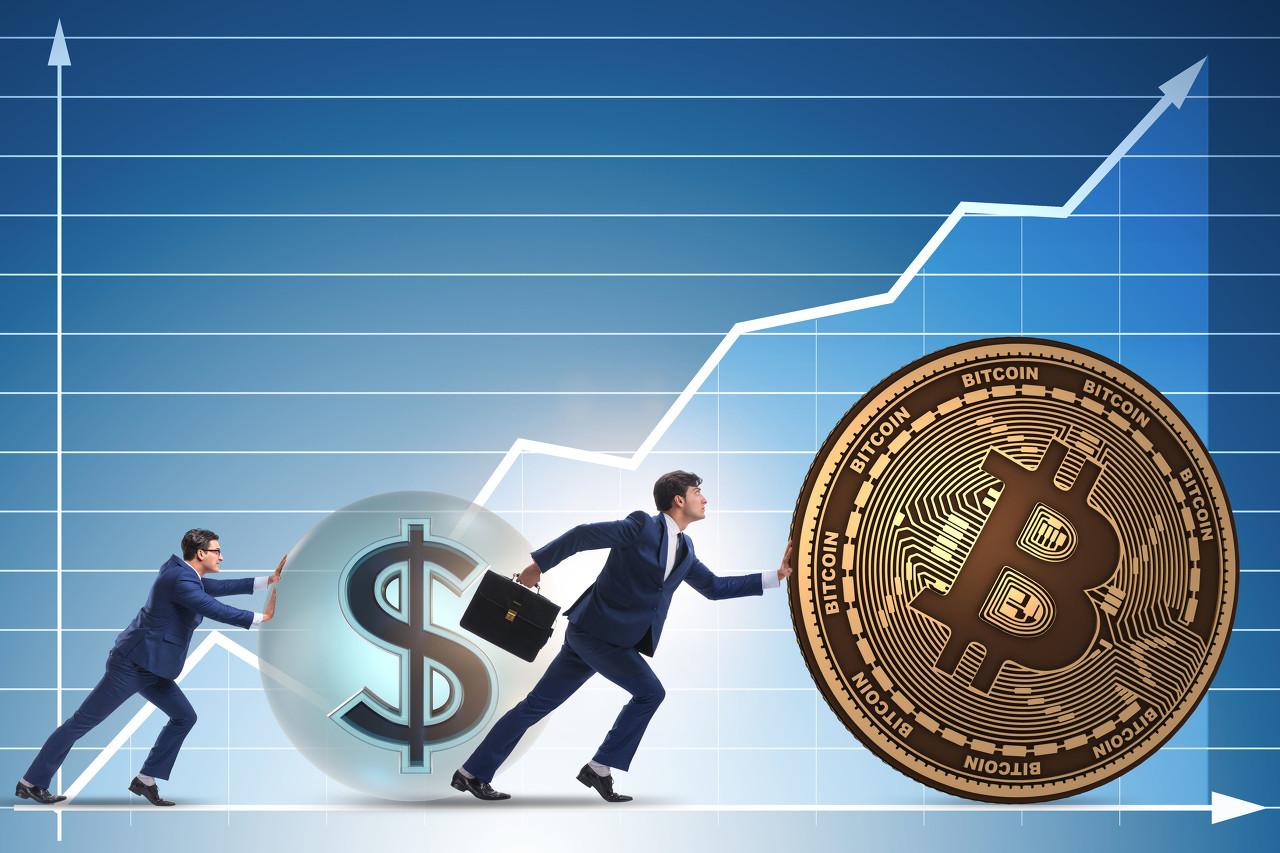 数据:灰度投资现在控制了目前比特币供应量的近3%