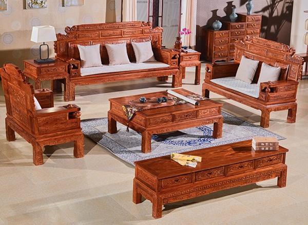 """""""伟荣红木沙发""""一套红木家具多少钱"""