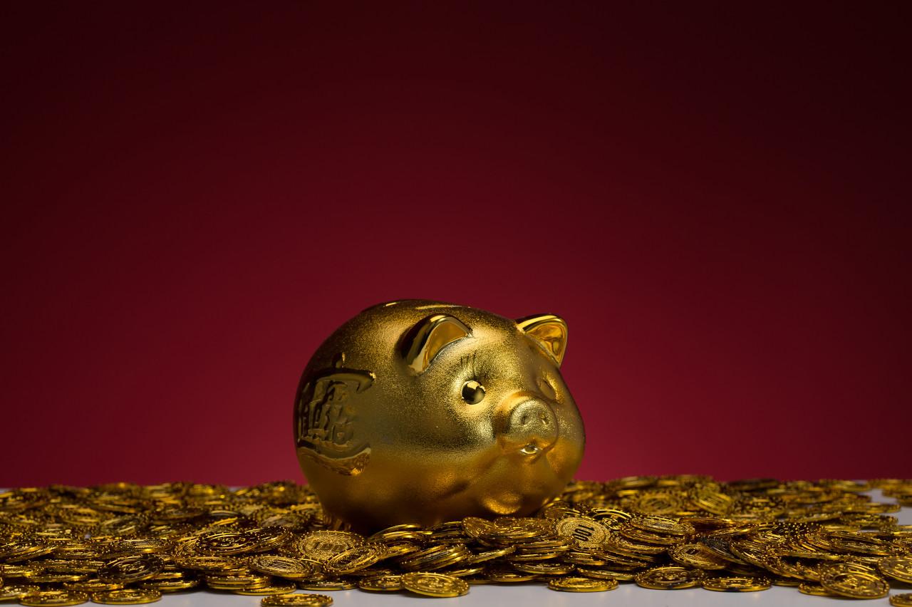 纸黄金失去利好支撑 金价稳定下行趋势