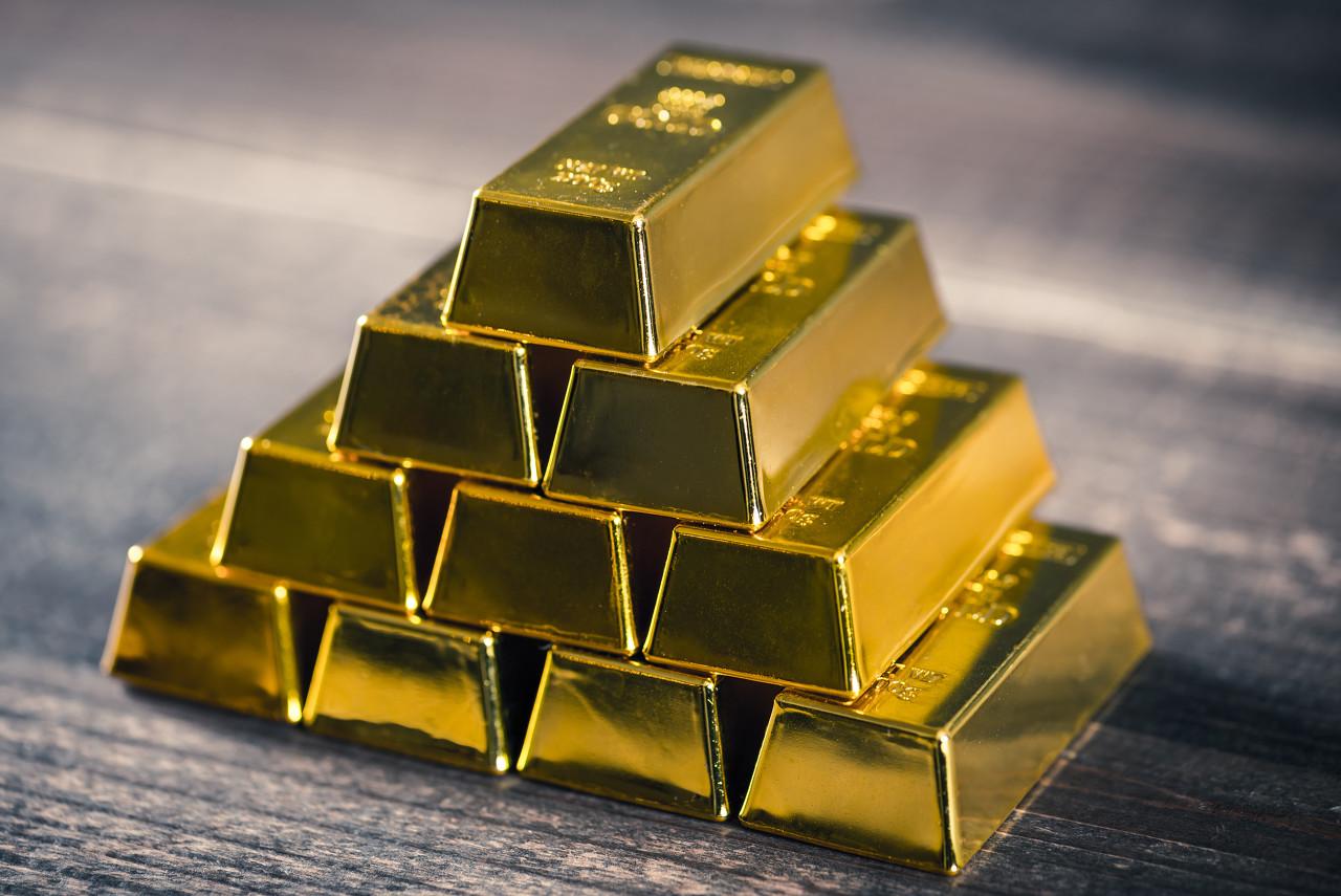 美元突然反攻金价回踩 现货黄金晚盘分析