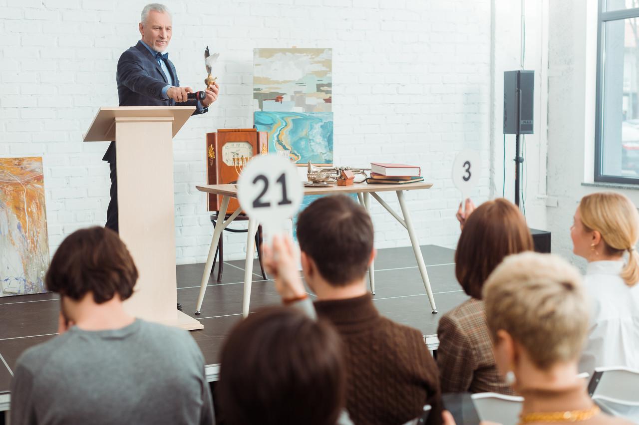 苏富比专家对2021年艺术市场趋势的预测