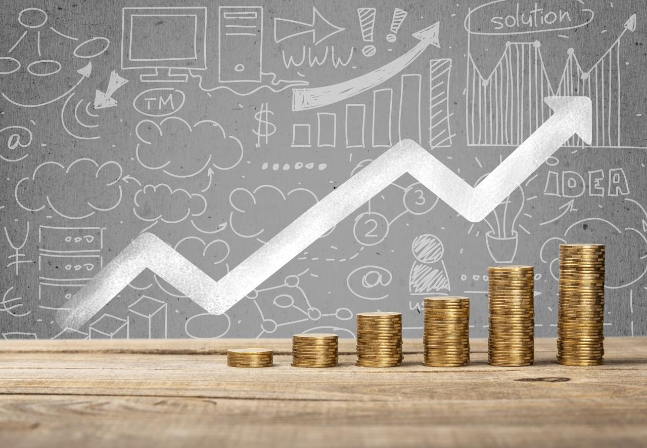金投财经晚间道:通胀预期上升 黄金维持涨势