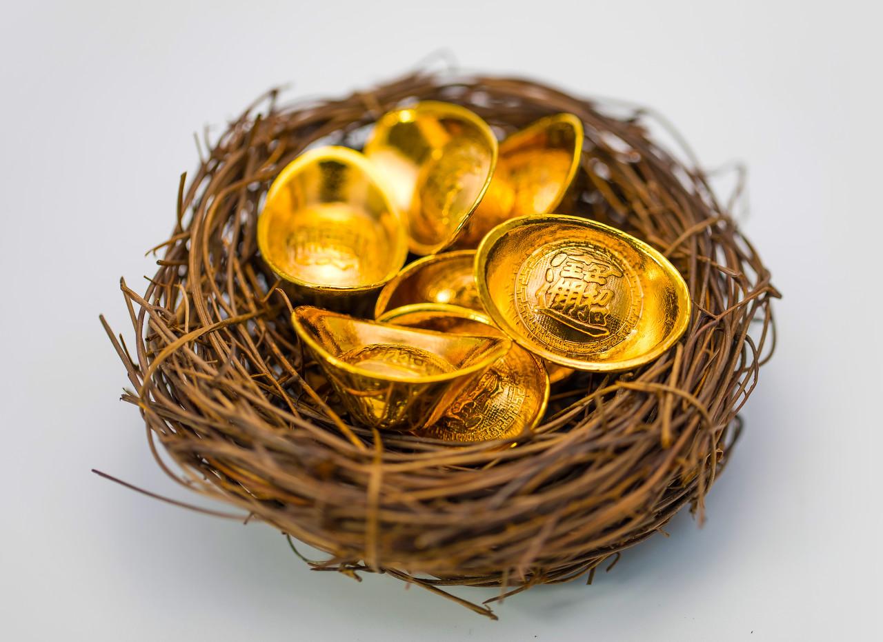 美元周线出现下跌 现货黄金止跌下周分析