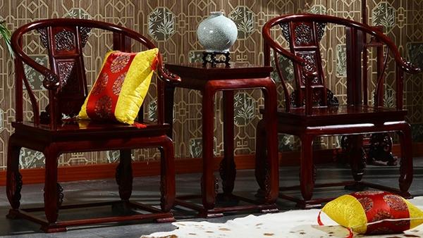 """""""古味居非洲酸枝红木圈椅""""红木家具的价格"""