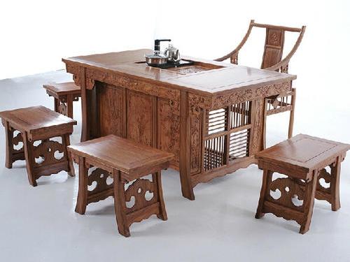 """""""兰之阁红木桌""""红木家具价格多少钱?"""