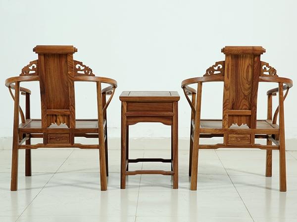 """""""贡艺名居背椅围椅圈椅""""一套红木家具多少钱"""