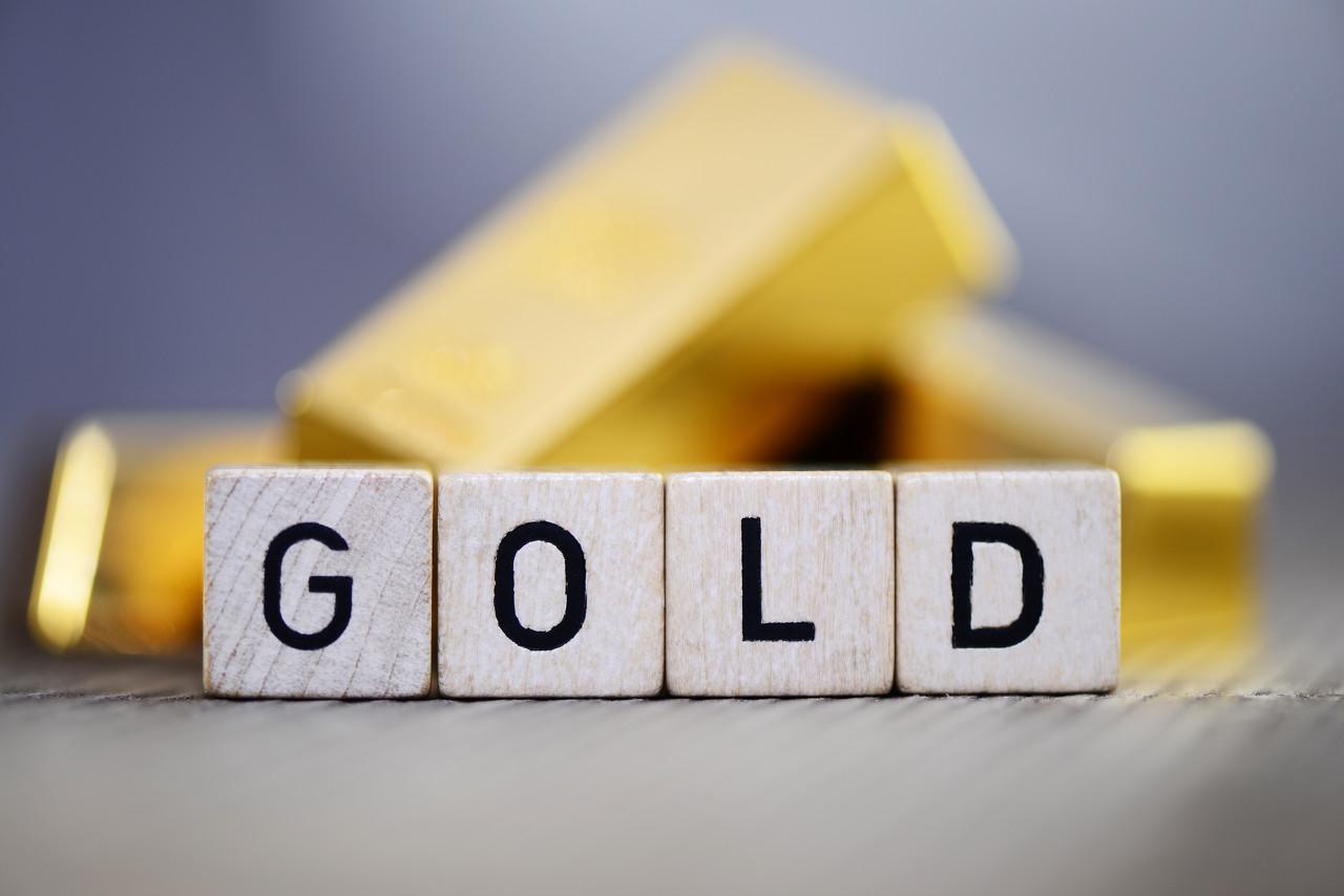 非农提振通胀乐观情绪 现货黄金低位震荡