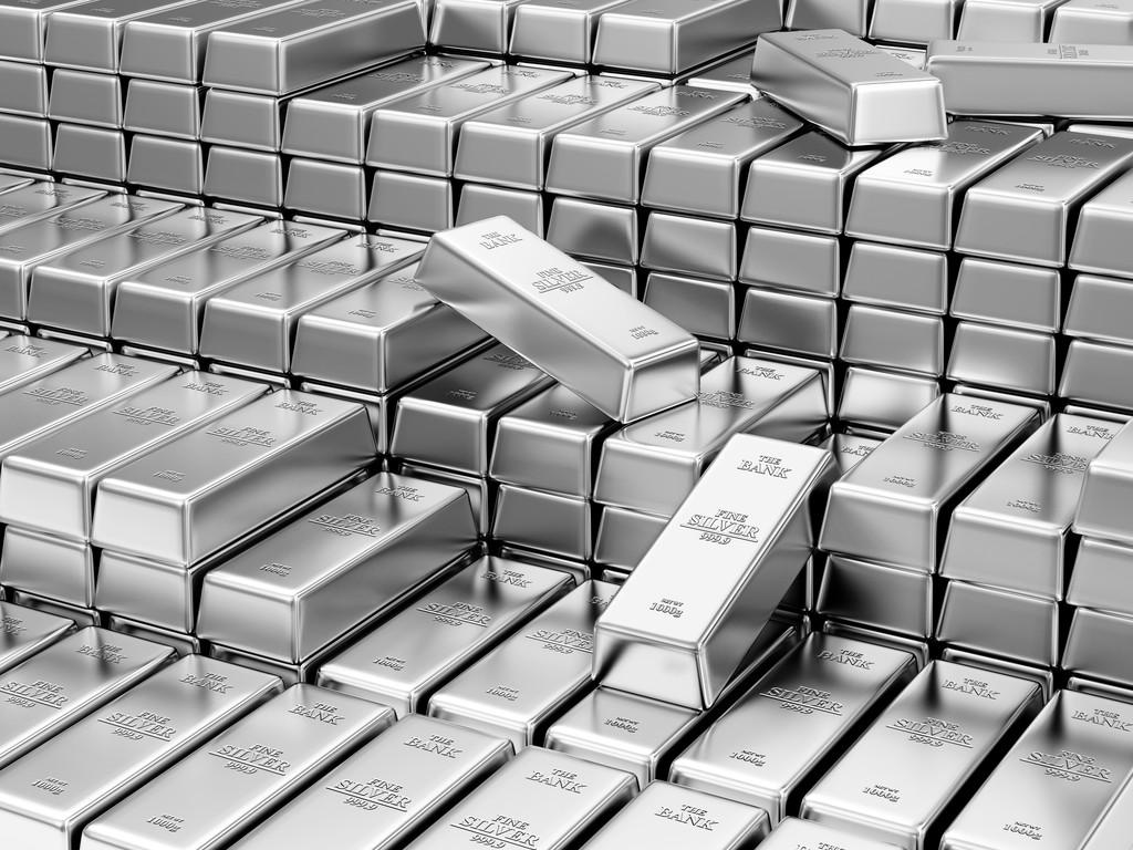 美元走弱日线两连跌 白银期货前景仍看空