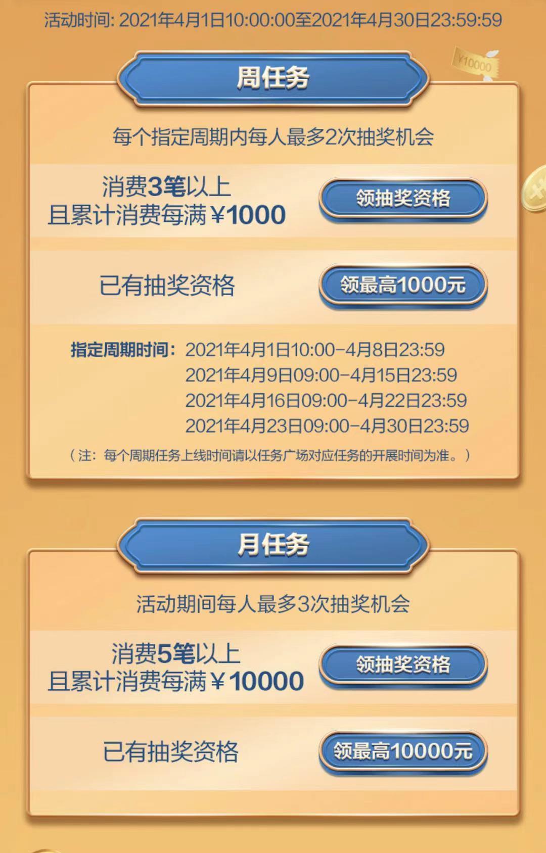 2021年4月7日广发银行信用卡优惠活动推荐