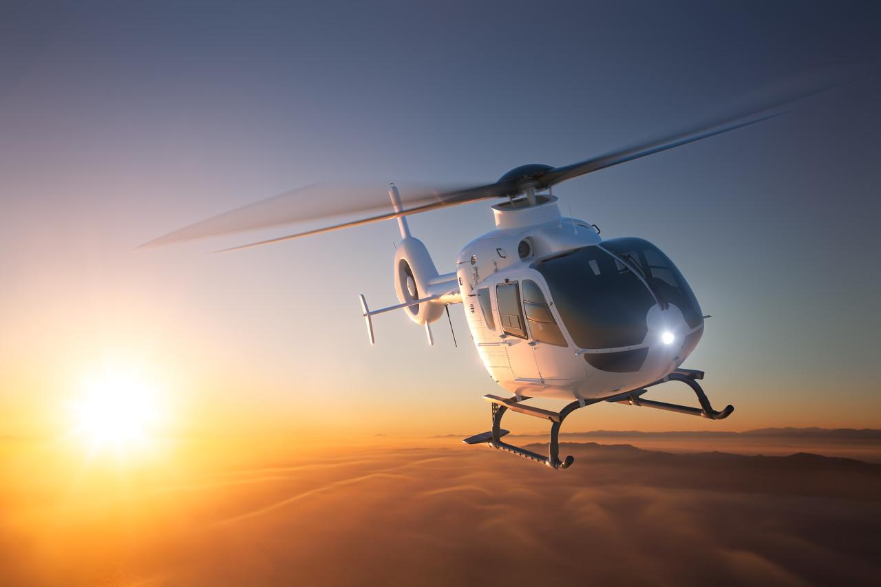 灵宝观光直升机坠落 该航空公司目前尚未运营
