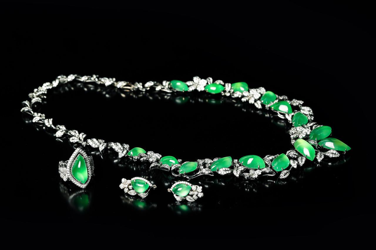 新国风高级珠宝原创品牌轩灵珠宝与美国达成哥伦比亚祖母绿达成合作