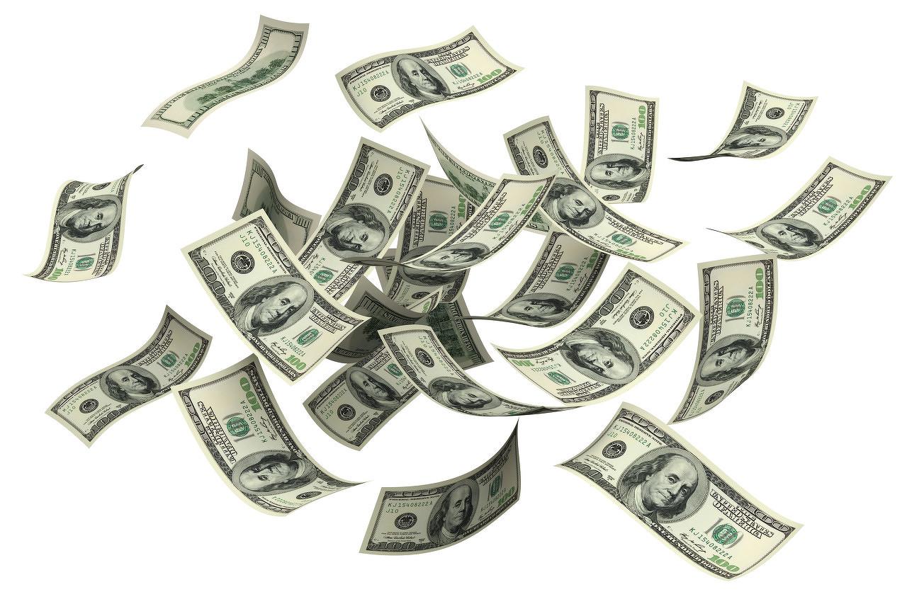 美元小幅下跌 市场等待通胀和零售销售数据