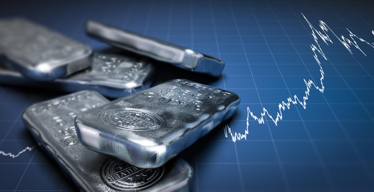褐皮书显示经济前景乐观 白银TD止步三连阴反弹