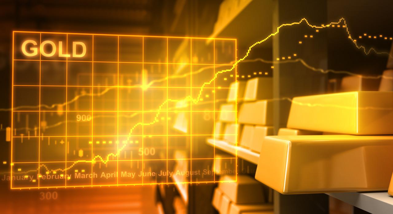 美债收益率下滑 黄金多头继续发力!