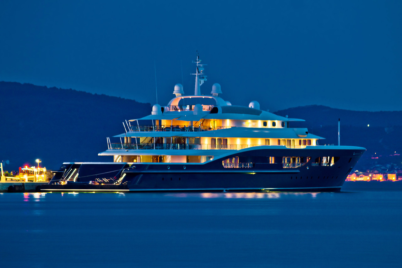 "Heesen游艇宣布交付""Moskito""号 是今年交付的第二艘游艇"